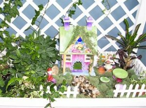 Whats in fairy gardens inspiration indoor