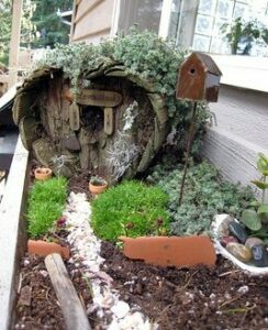 Whats in fairy gardens inspiration outdoor
