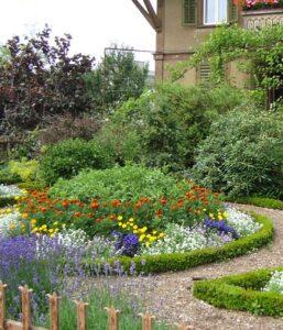 Garden design ideas scale