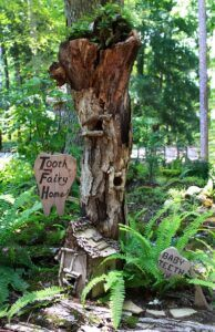 outdoor fairy garden ideas unique