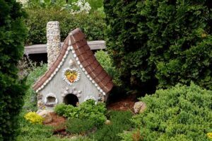 outdoor fairy garden ideas dwelling