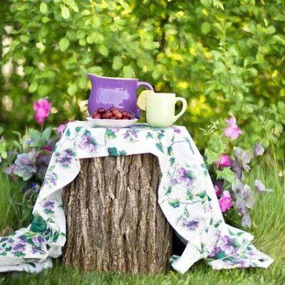 outdoor fairy garden ideas existing landscapeOutdoor Fairy Garden Ideas – Yard Magic!❀Fairy Circle Garden