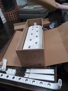 Now to put it together3 New Click and Grow in Box